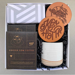 Coffee Theme Gift Box for Him