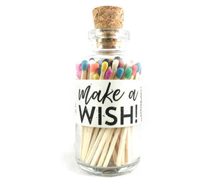 "Apothecary ""Make A Wish"" Matches"