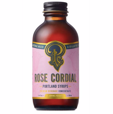 Rose Cordial Syrup