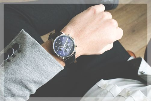 Why Every Man Needs to Wear a Watch