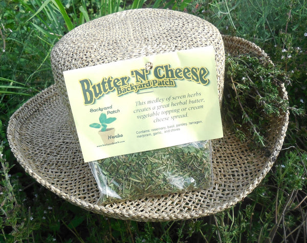 Butter N Cheese Herb Seasoning Blend for Cream Cheese or Butter