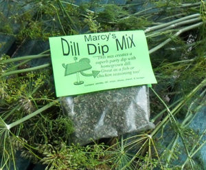 Marcy's Dill Dip