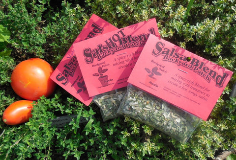 Salsa Seasoning Mixes, Hand-blended salt-free cooking dry Herb Mix, cayenne