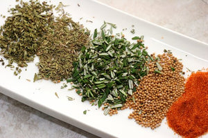 Gluten-free Herbal Mustard Seasoning Mix
