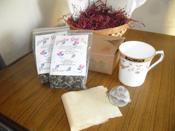 Six month Herbal Tea Subscription service