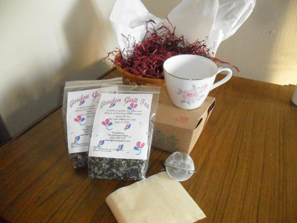 Subscription - 4 month Herb Tea gift subscription