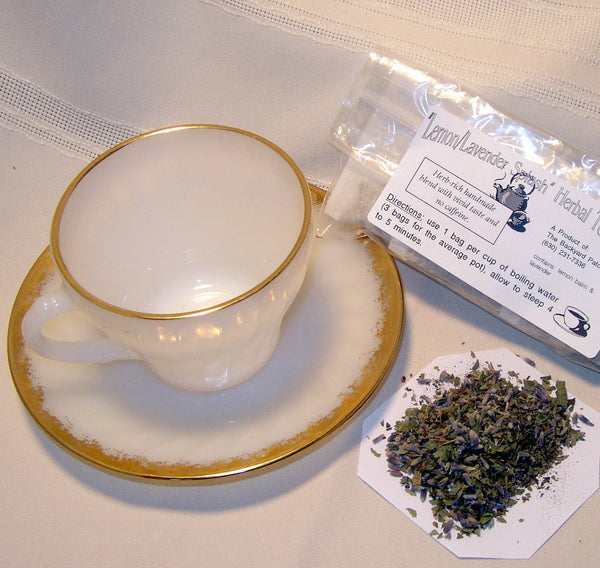 Lemon Lavender Splash Loose Herbal Tea