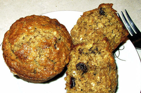 Muffin Mix, Jam Surprise Flavor with handmade herbal Jam, hand-blended, herb-infused, makes 12 muffins