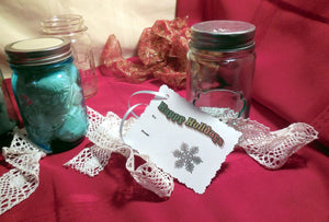 Foodie Jar Gifts- Bouquet Garni, Mixed herbs, soup or casserole