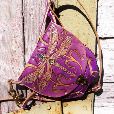Dragonfly – Envelope Bag