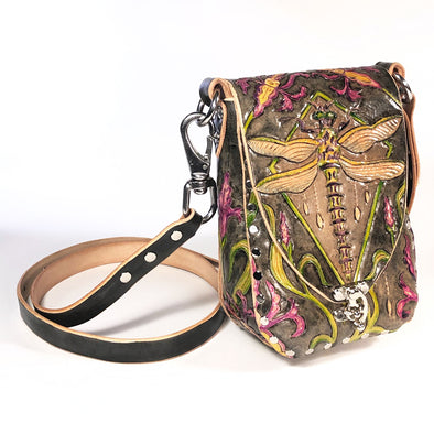 Dragonfly and Iris – Mini Master Hobo