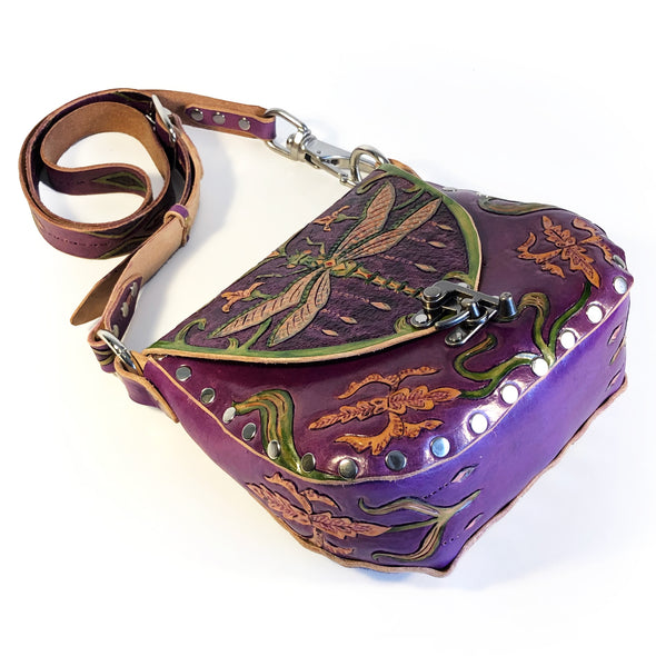 Dragonfly Empress Hobo – Purple