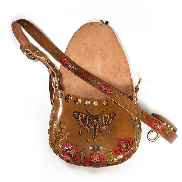 Death-Head Rising – Classic Hobo – Brown