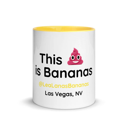 This is Bananas Mug