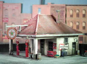 Clyde's Filling Station