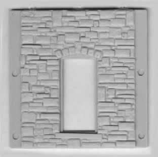 Stone Factory Window Wall Tile