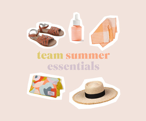 Team Summer Essentials