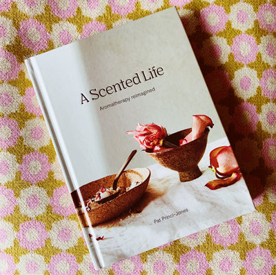 A Scented Life Book - Sage and Clare