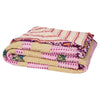 Bonny Patchwork Bedcover with animal prints, geometrics and florals