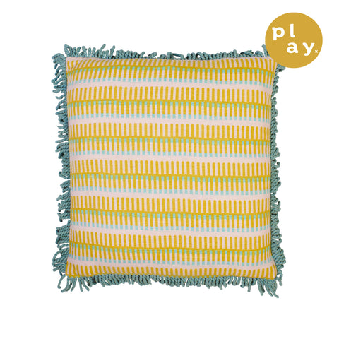 Cleo Fringe Cushion