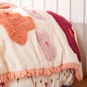 Delilah Tufted Blanket