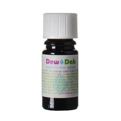 Living Libations Dew Dab Spot On Skin Serum