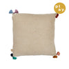 Fresno Speckle Knit Cushion