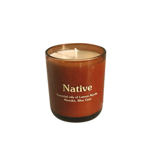 Happy Society Candle - Native