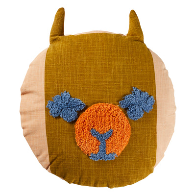 Hetti Cotton Llama Cushion Tufted Ears