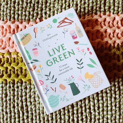 Live Green Book - Sage and Clare