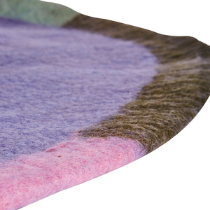 Oja Felted Wool Rug