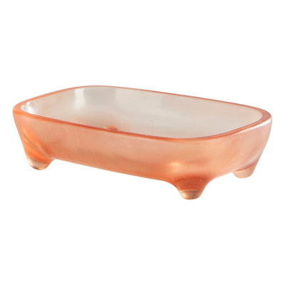 Pica Resin Soap Dish Pink Jelly