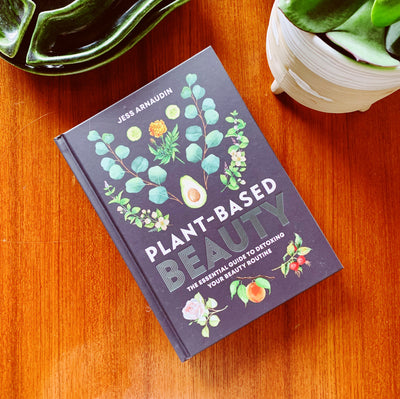 Plant-based Beauty Book - Sage x Clare