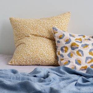 Paloma Linen Euro Pillowcase Set