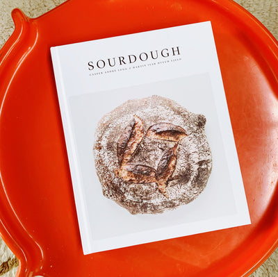 Sourdough Book - Sage and Clare