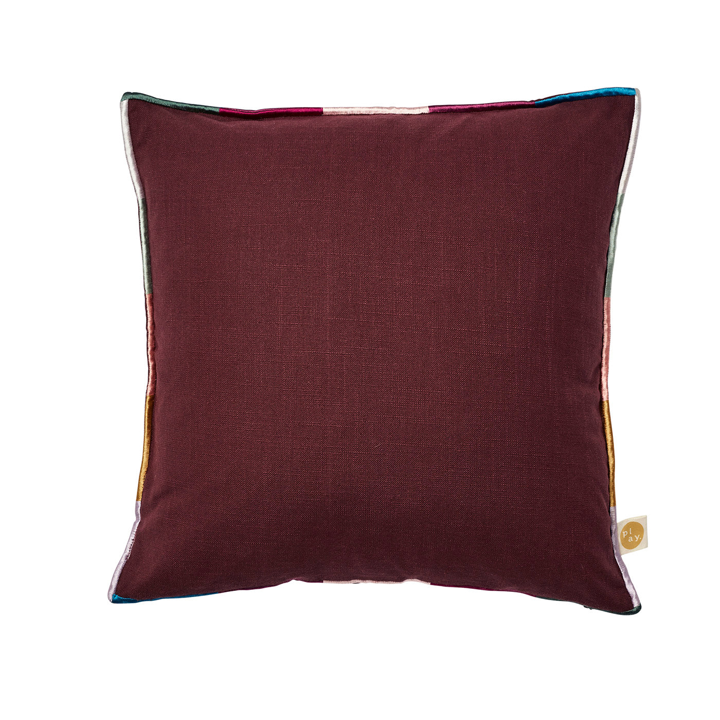 Thea Embroidered Cushion