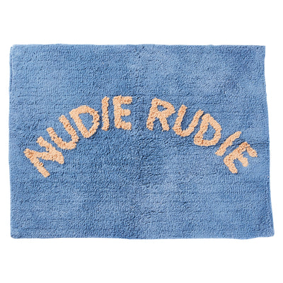 Tula Nudie Rudie Cotton Mat Cornflower Blue Sage x Clare