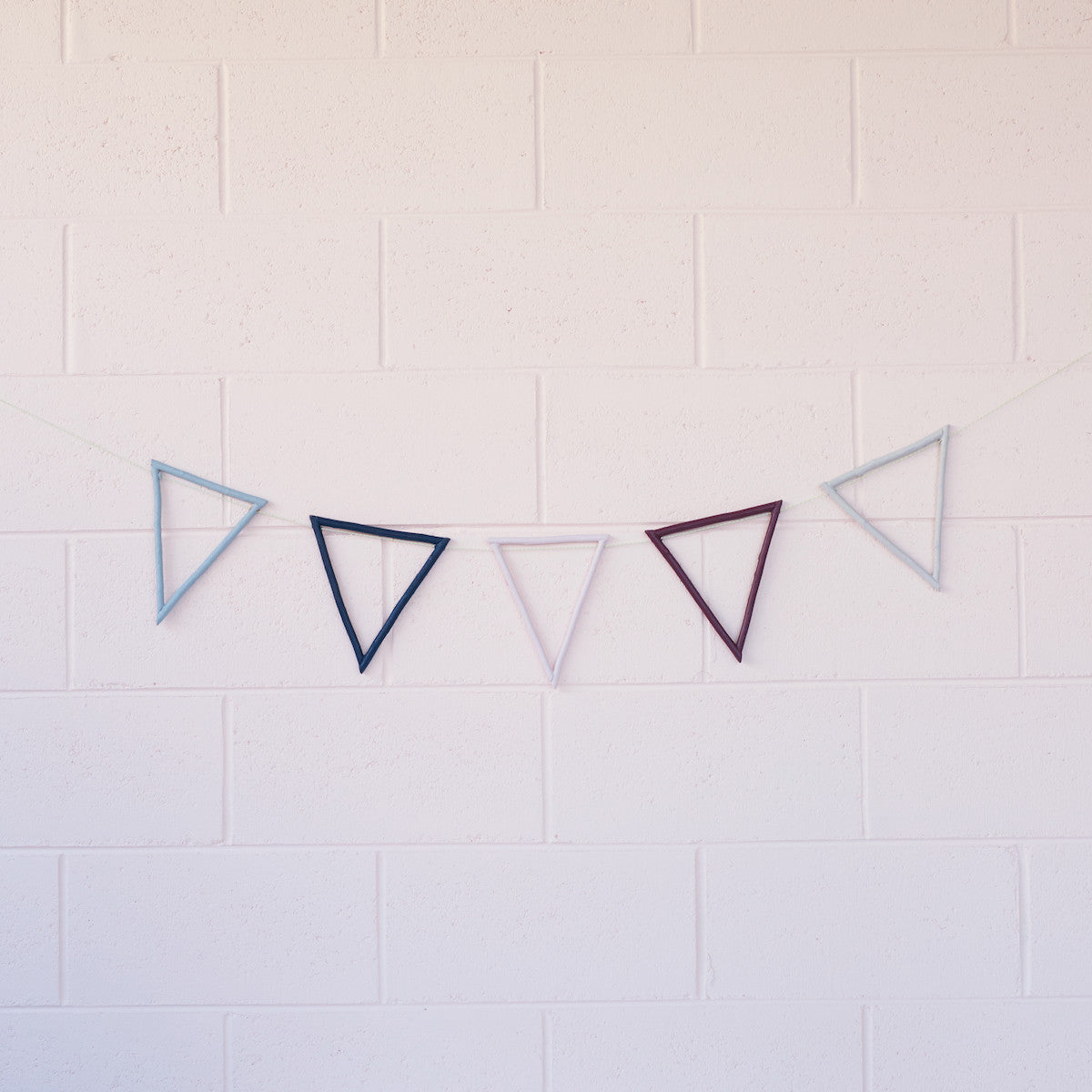 bunting by twiggargerie