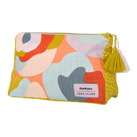 The Zestie Bestie Cosmetic Bag