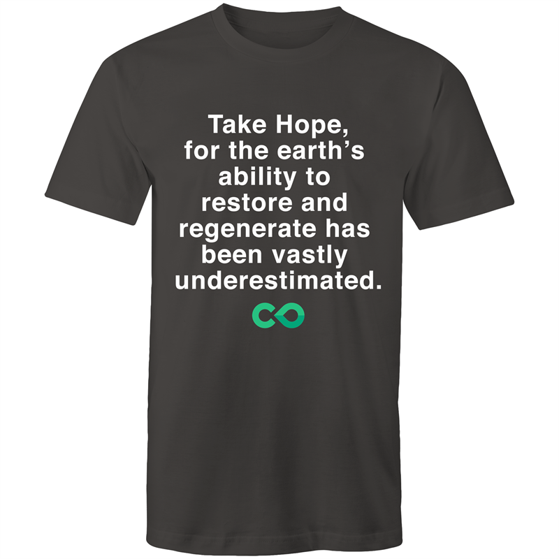Take Hope. AS Colour Staple - Mens T-Shirt
