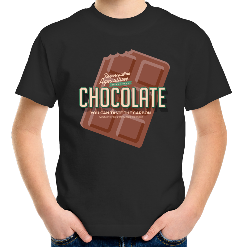 'Choco'  Sportage Surf - Kids Youth T-Shirt