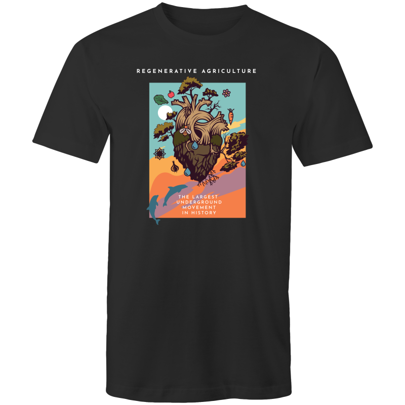 'Poster' Sportage Surf - Mens T-Shirt