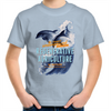 ' Dolphins' Sportage Surf - Kids Youth T-Shirt