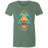 'Lama' AS Colour - Women's Maple Tee