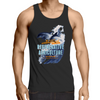 ' Dolphins'  AS Colour Lowdown - Mens Singlet Top