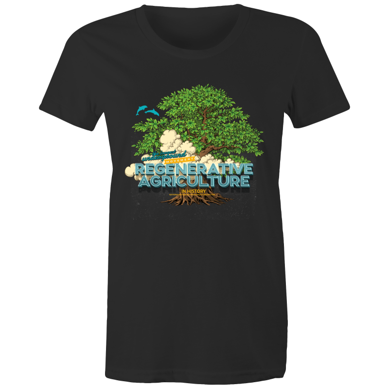 'Tree cloud'  Sportage Surf - Womens T-shirt