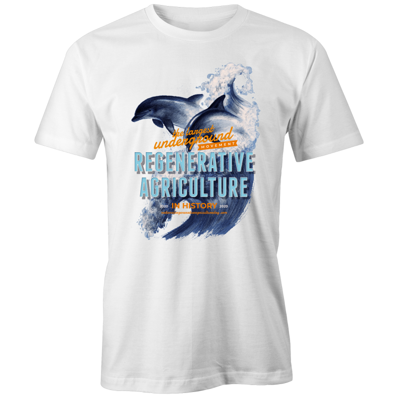 'Dolphins' AS Colour - Classic Tee