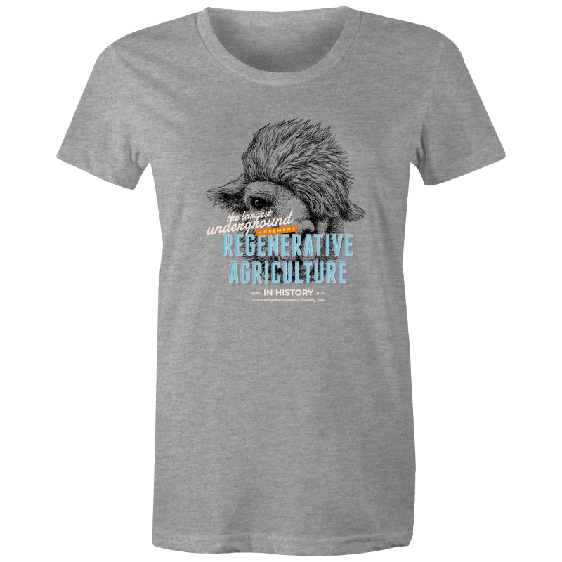 'Lamacorn' Sportage Surf - Womens T-shirt