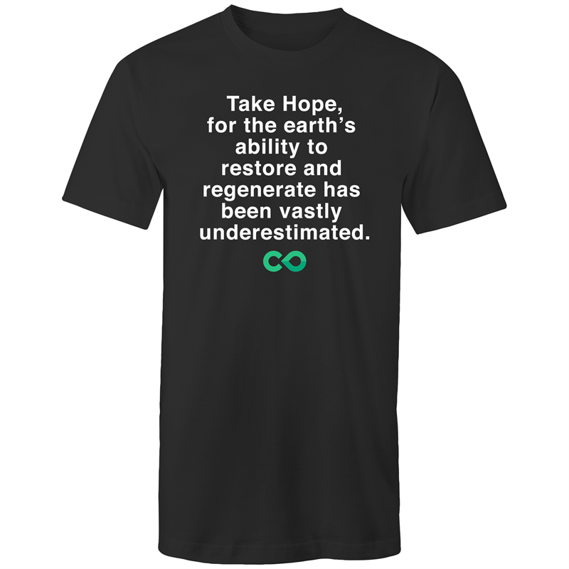 Take Hope. AS Colour - Tall Tee T-Shirt