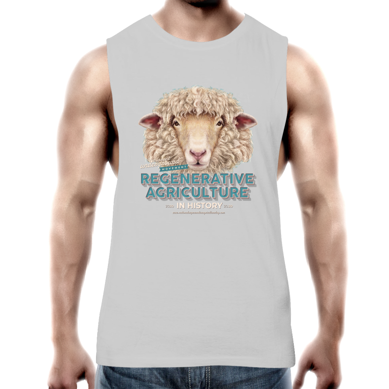 sheeplove AS Colour Barnard - Mens Tank Top Tee